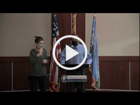 WashCo Commissioners Live Stream