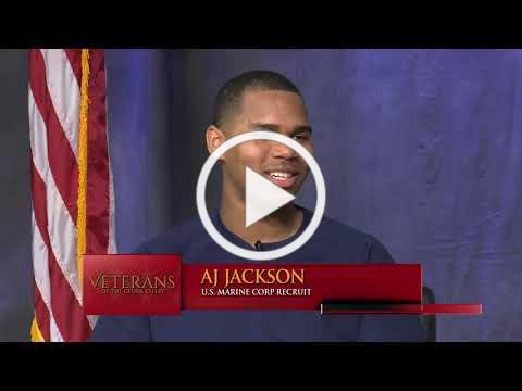 Veterans of the Cedar Valley - AJ Jackson