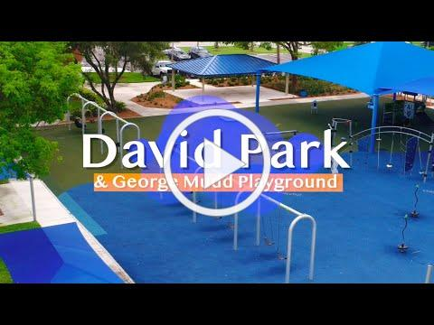 David Park 2021 Parks and Recreation Month