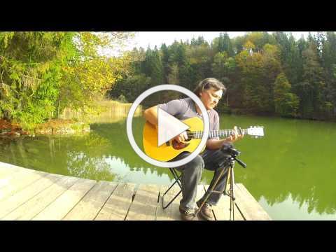 The West Wind - Celtic Fingerstyle Guitar - Helmut Bickel