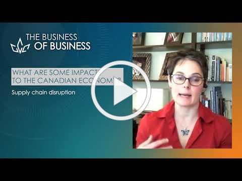 The Business of Business: Financing Available During COVID-19 with Tara Benham, Grant Thornton