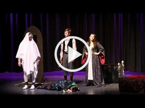 A Quinn-kle in Time : 2018 Shakespeare Festival Play