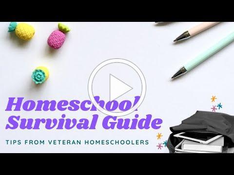 Homeschool Survival Guide