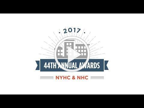 2017 Public Service Award: RuthAnne Visnauskas, Commissioner & CEO, HCR