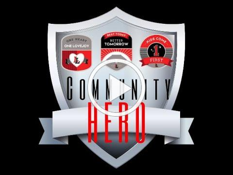 Community Hero - Lisa Wilkins