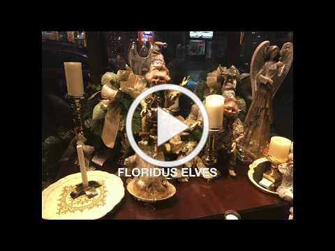 FLORIDUS ELVES available at Crafted Decor