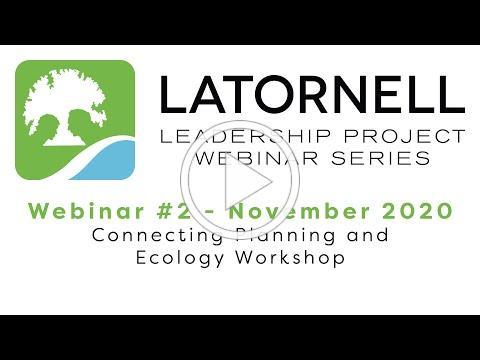 Latornell Leadership Project - November 2020 Webinar