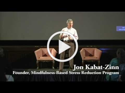 Jon Kabat-Zinn: What is Mindfulness?