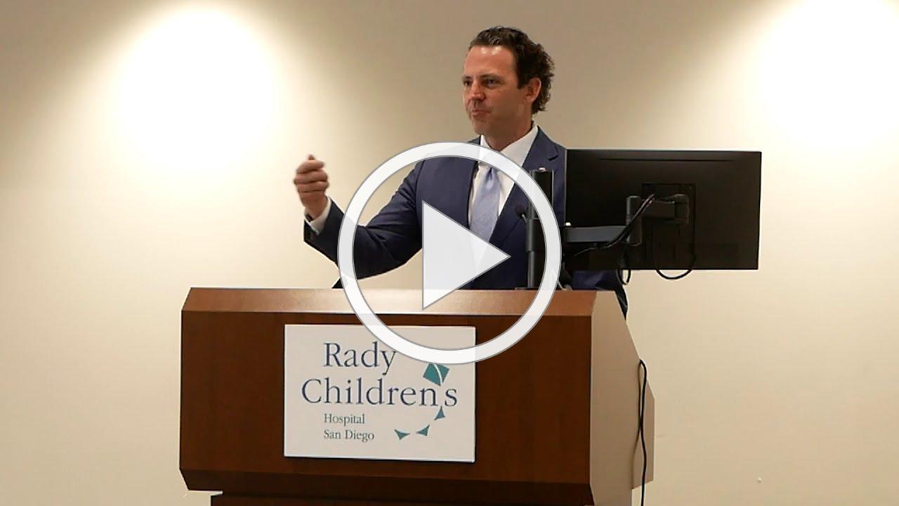 Supervisor Fletcher Announces COVID Collaborative for Children