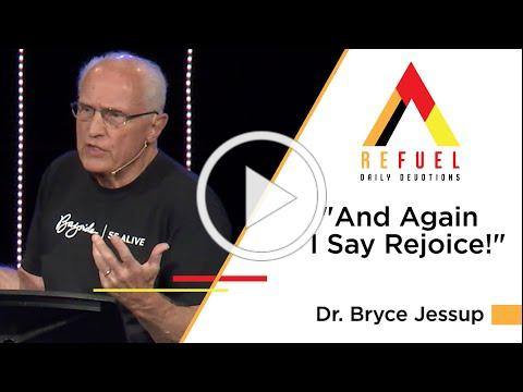 Bryce Jessup / And Again I Say Rejoice!