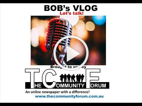 Bob's Vlog - Special State Of Emergency Episode 260820 0