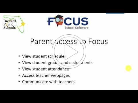 Focus for Parents - How to Create a Focus Parent Portal Account