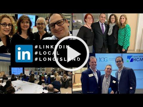 LinkedIn Local! I went to one and it was awesome! Here's what happened.