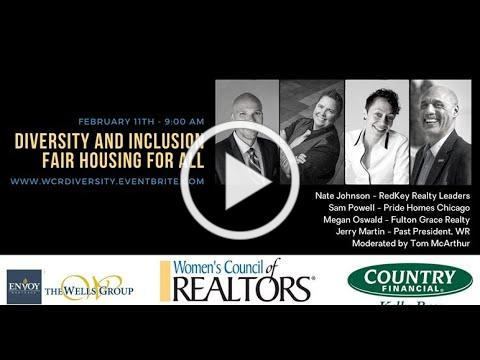 Diversity and Inclusion: Fair Housing for All