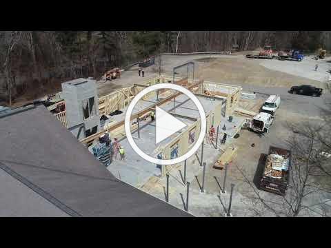 Marshfield Senior Center - April 2021