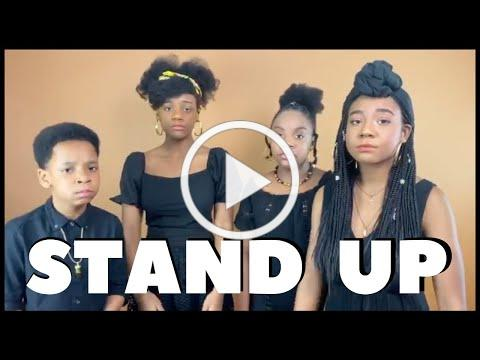 STAND UP! ✊🏾