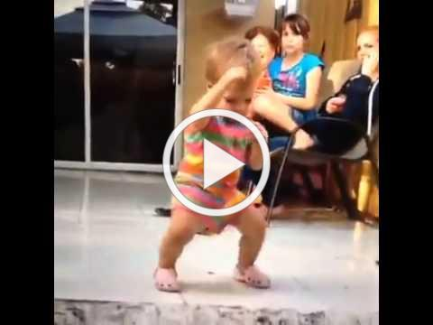 Funny Baby Dancing, Viral Video, Must Watch HILARIOUS