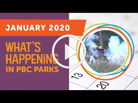 What's Happening in PBC Parks: January 2020