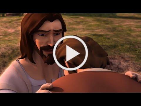 Superbook - Peter's Denial - Season 2 Episode 11 - Full Episode (Official HD Version)