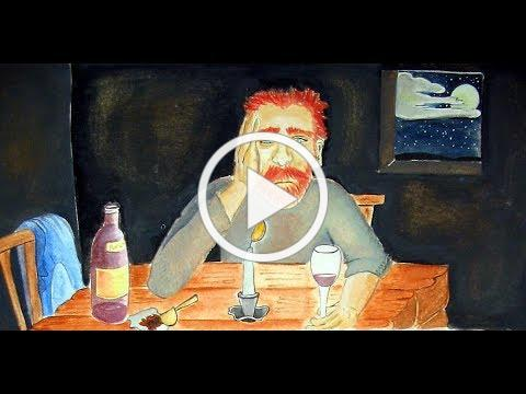 The life story of Vincent van Gogh