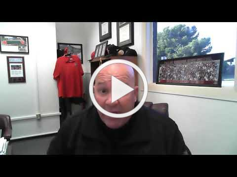 Dr. Tyner's Video Message 11/15/2020
