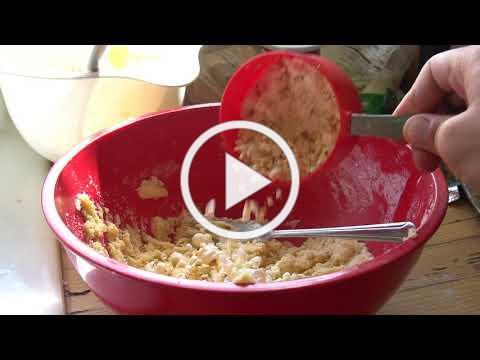 Easy Popcorn Cookie Recipe