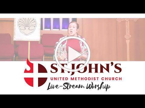 October 18, 2020   Sunday Morning Worship