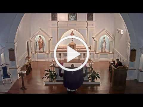 Sts Mary Joseph Collaborative Mass 2 27 21