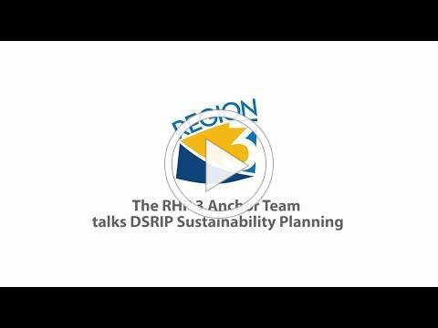 The RHP 3 Anchor Team Discusses Sustainability Planning