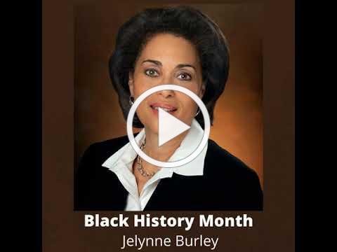Black History Month: Jelynne Burley