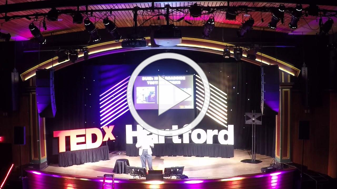TEDx Hartford Time lapse at Infinity Hall Hartford