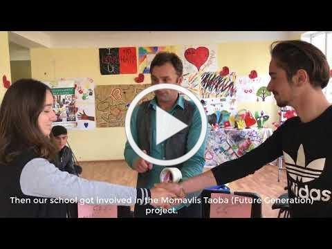 USAID's Civic Education Project: Lado Apkhazava
