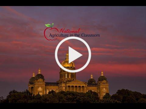 2021 National Agriculture in the Classroom Conference 'Fields of Dreams'