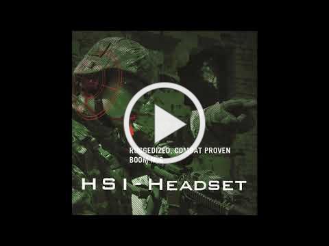 HSI Heaset Features