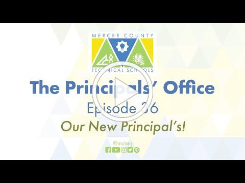 The Principals'' Office - Episode 36 - Our New Principal's!