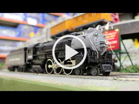 Lionel #6-84934 New York Central LionChief Plus Hudson With Bluetooth