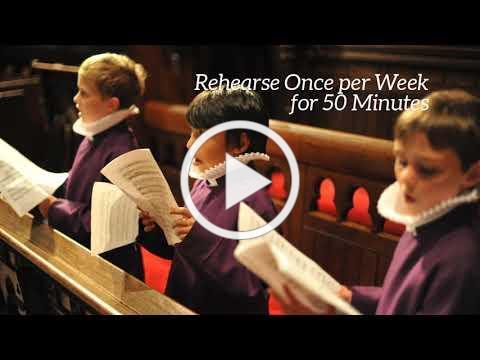 St. Paul's Choir Open House 2018