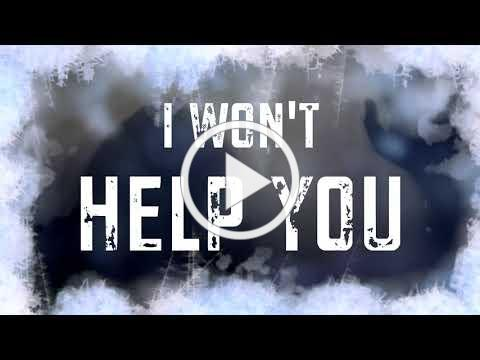 Beyond the Wall of Sleep [OFFICIAL LYRIC VIDEO]