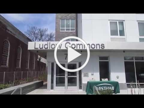 Ludlow Commons Ribbon Cutting - Affordable Homes for 70 Senior Households