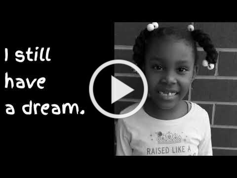 """Dr. King's """" I Have A Dream"""" Speech by Mary H. Wright Elementary Students"""