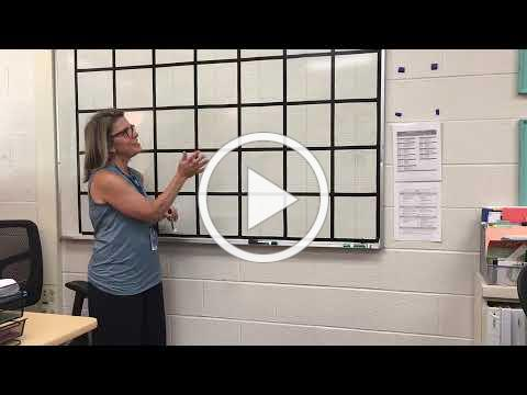 CE - Children's Message - Mrs. Cooley