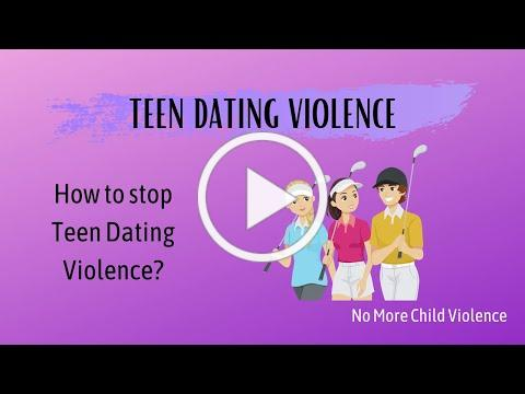 How to stop Teen Dating Violence?