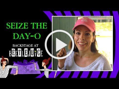 Episode 5: Seize the Day-O: Backstage at BEETLEJUICE with Leslie Kritzer