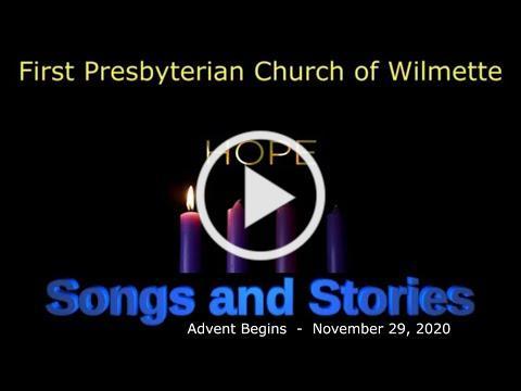 FPCW SaS - First Sunday of Advent