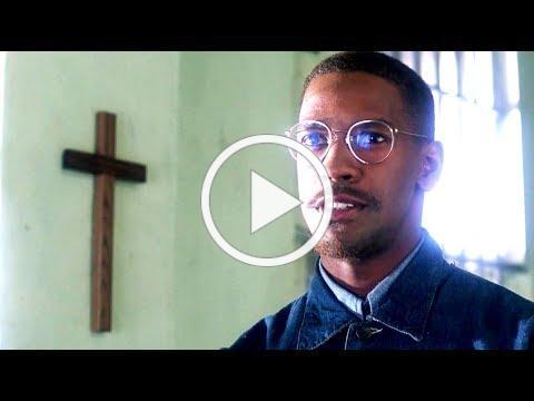 Malcolm X (1992) - Malcolm X about Jesus Christ