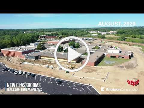 CMS Construction Progress 2020