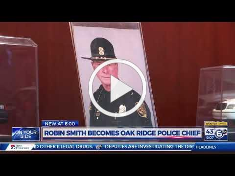 ORPD New Chief Robin Smith