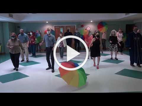 Colomial UCC Church dances rev