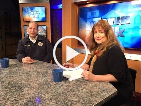 Mark Douglass, Town of Kingston's Fire Chief, InFocus Town Talk