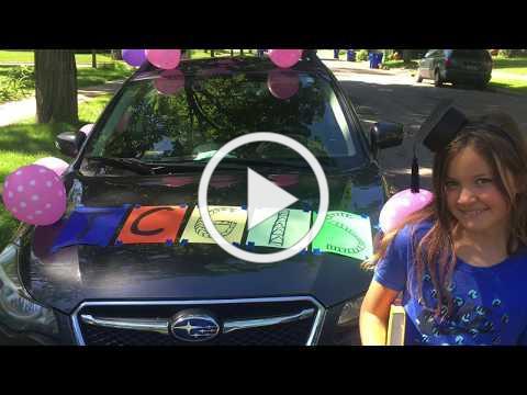 TCGIS Car Parade 2020